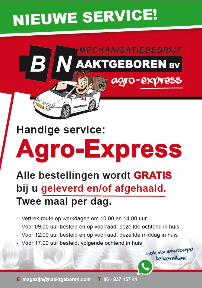 Agro Express, afbeelding 1