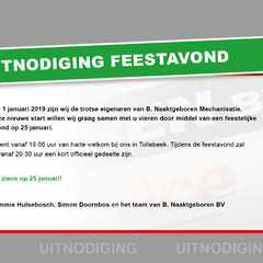 Uitnodiging 25 januari , 3 of 3 3/3